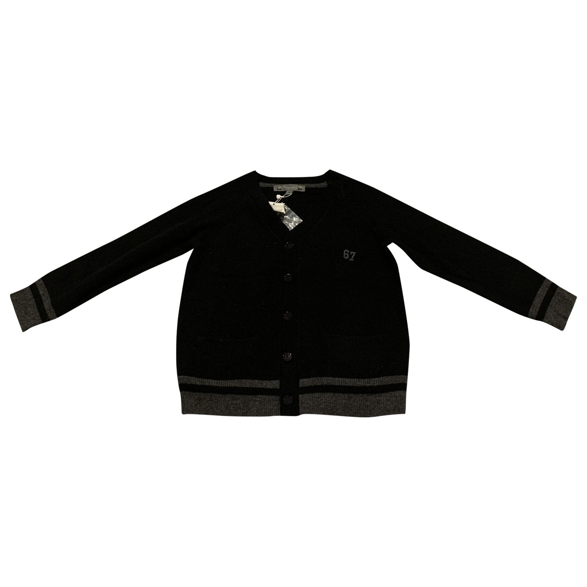 Bonpoint \N Black Cashmere Knitwear for Kids 4 years - up to 102cm FR