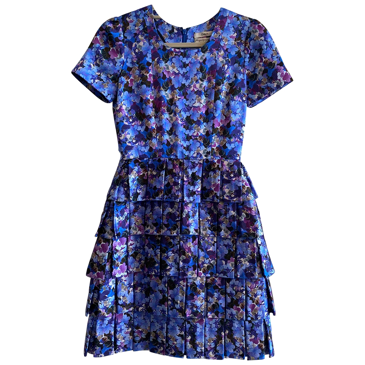 Erdem \N Purple Wool dress for Women S International