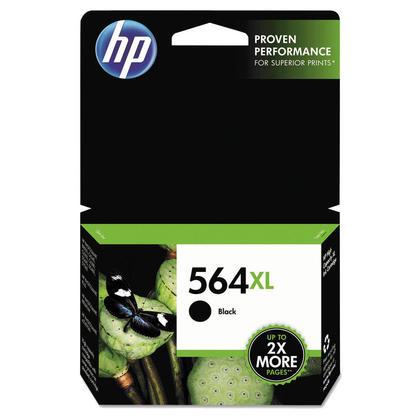 HP 564XL CN684WN cartouche d'encre originale noire haute capacité