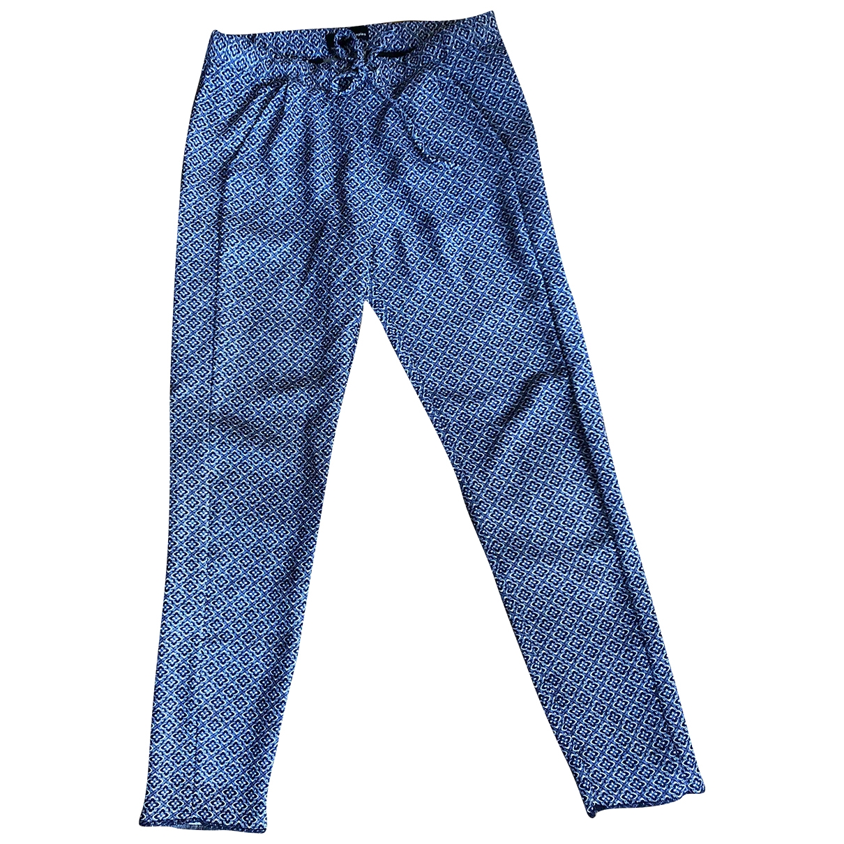 The Kooples \N Blue Trousers for Women 34 FR