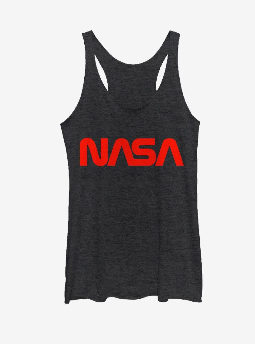 NASA Classic Logo Womens Tank