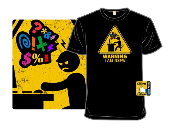 Colorful Language T Shirt