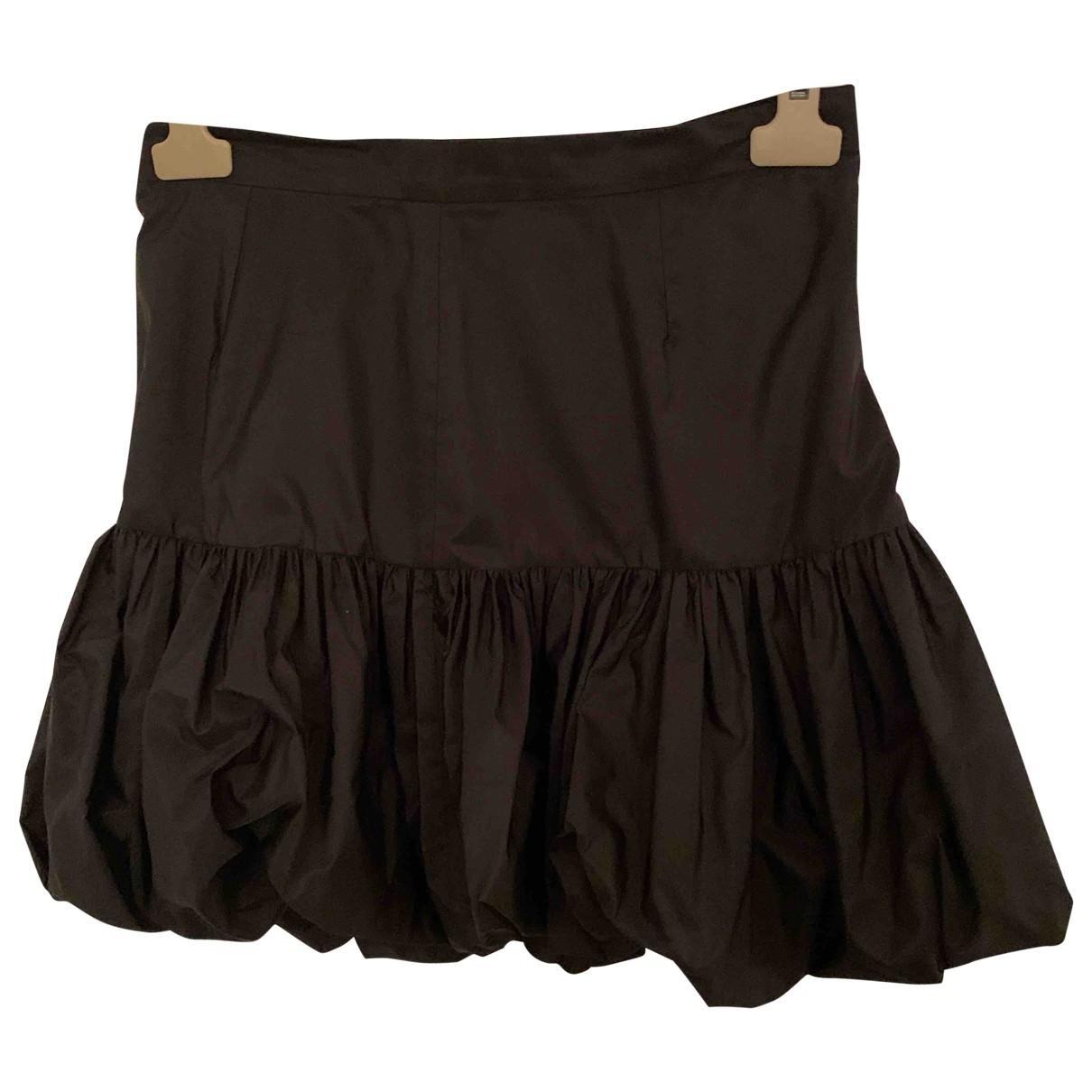 Stella Mccartney \N Black skirt for Women 42 IT