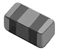 Murata NFM18PC Series, EMI Filter, 10 V dc, 4A 0603 (1608M) SMD, Flat Contact Termination, 1.6 x 0.8 x 0.8mm (10)