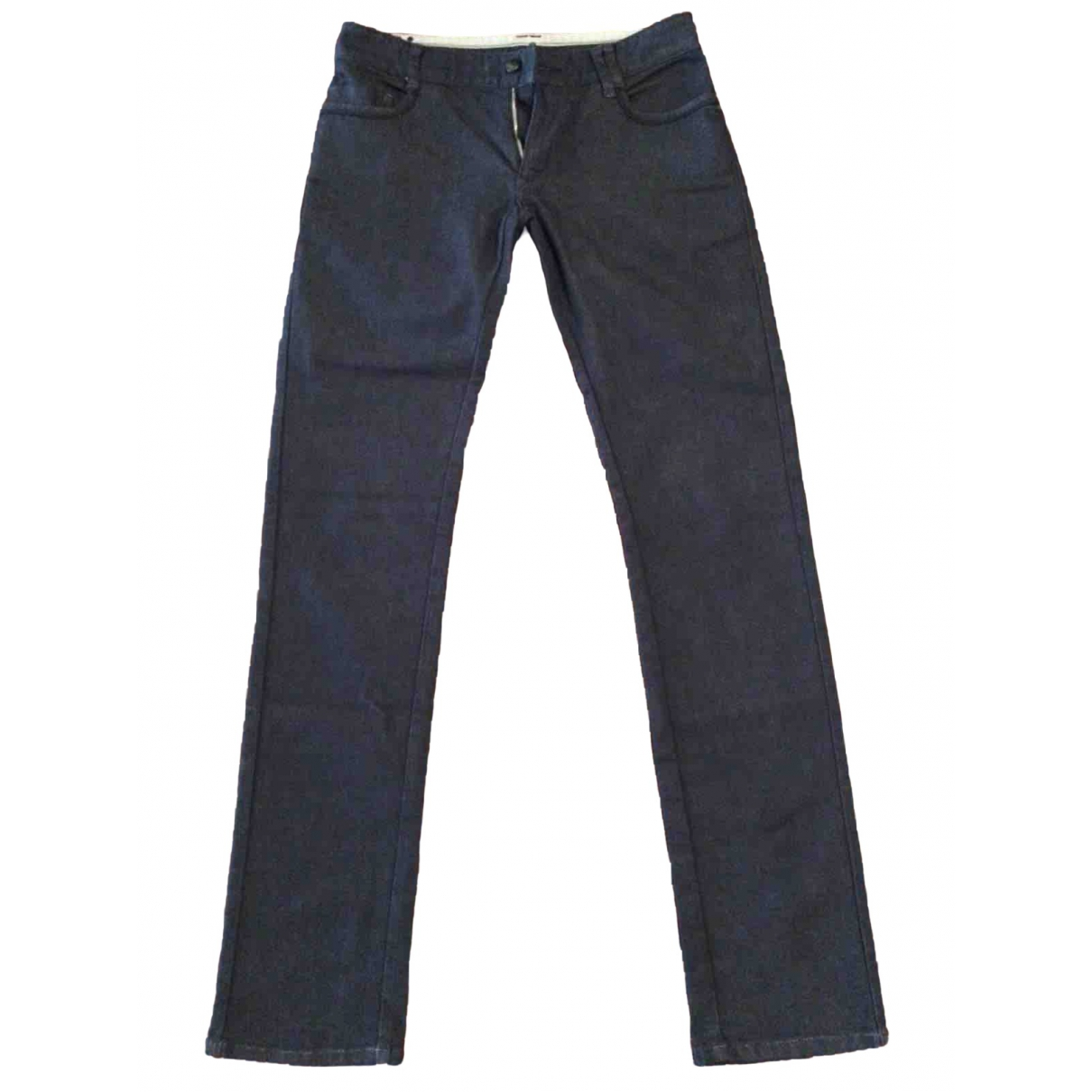 Cnc \N Blue Cotton - elasthane Jeans for Men 32 US