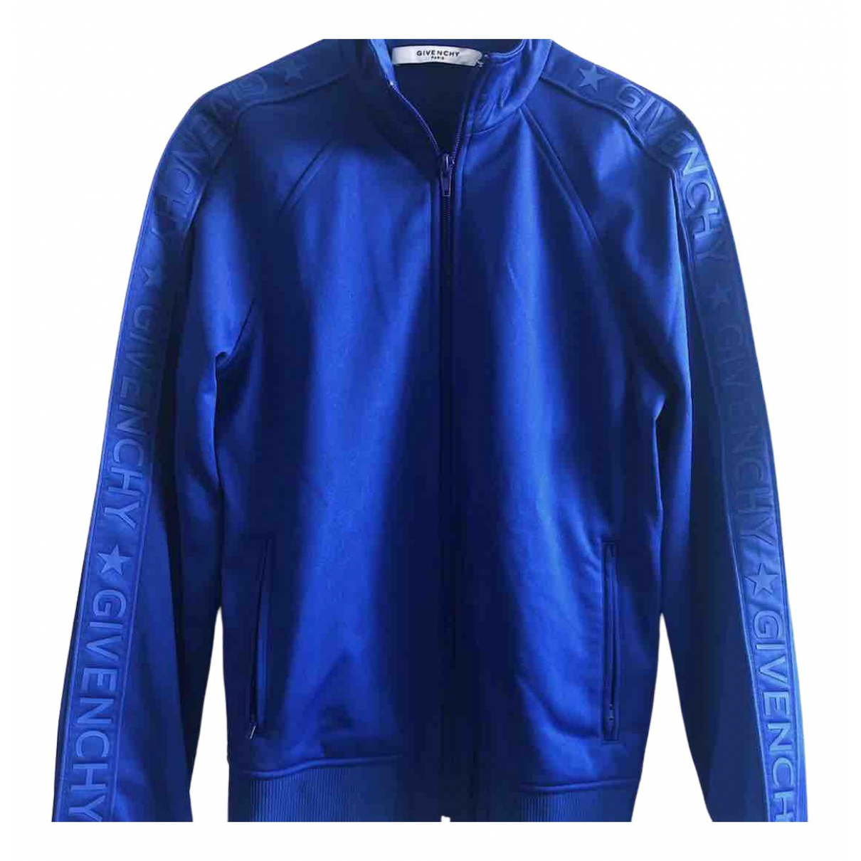 Givenchy N Blue jacket for Women 38 IT