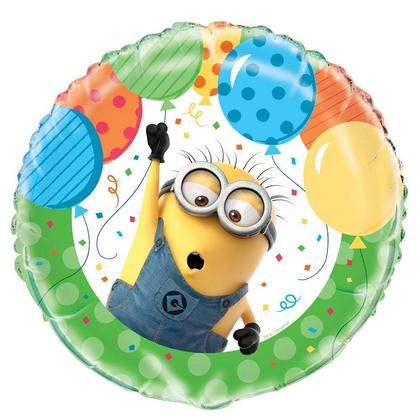 Foil Balloon Despicable Me Minions 18