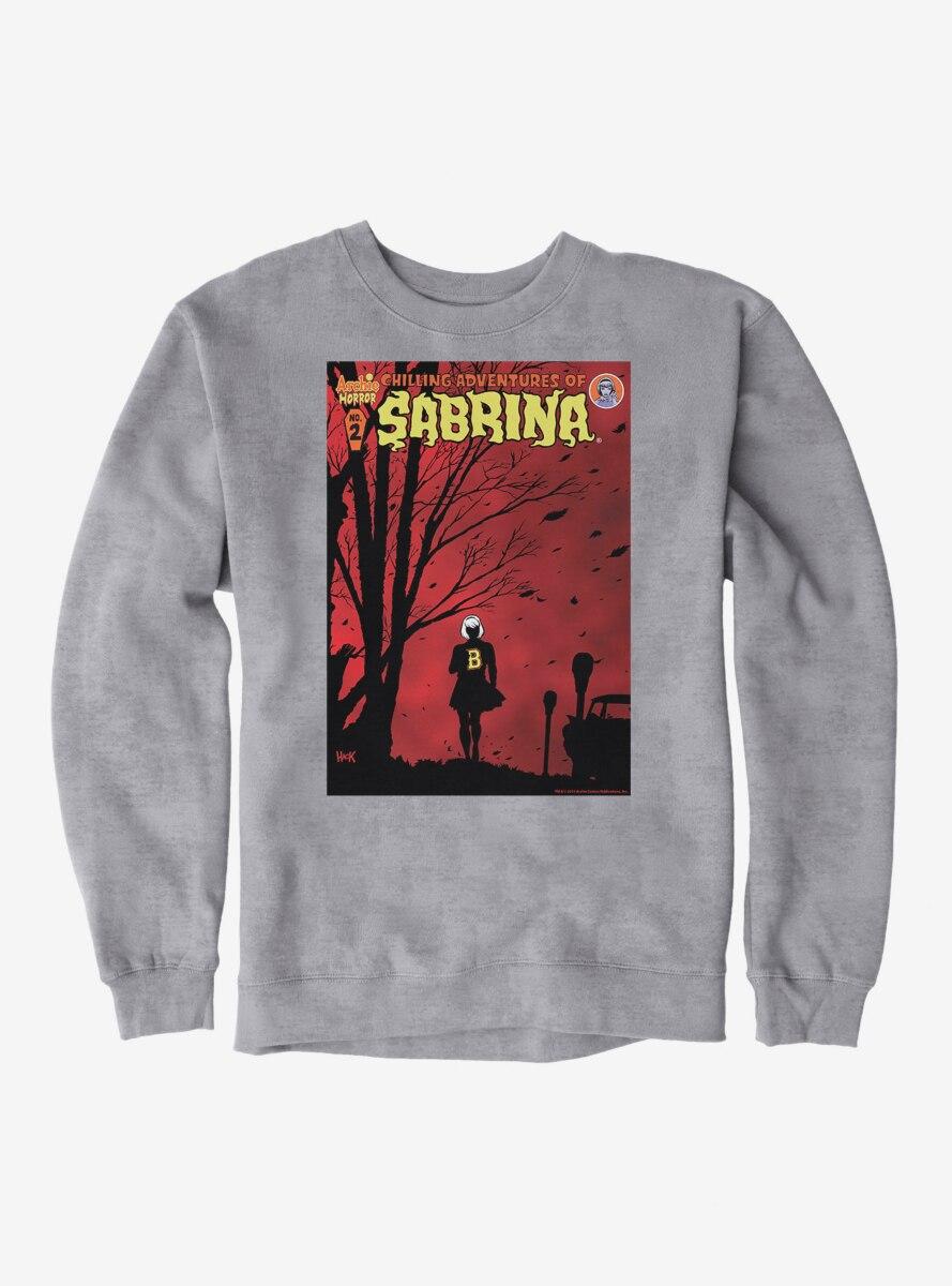 Archie Comics Chilling Adventures of Sabrina Windy Poster Sweatshirt