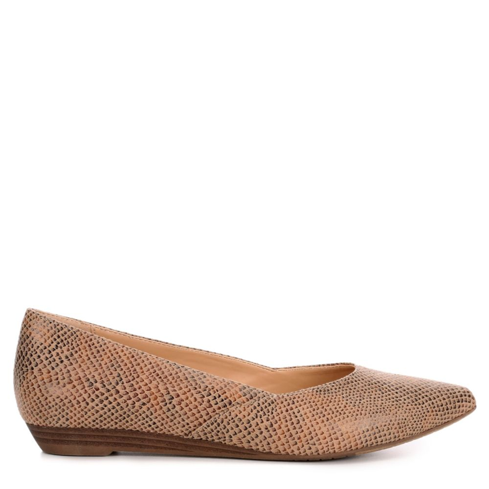 Michael By Shannon Womens Alara Flat Flats Shoes