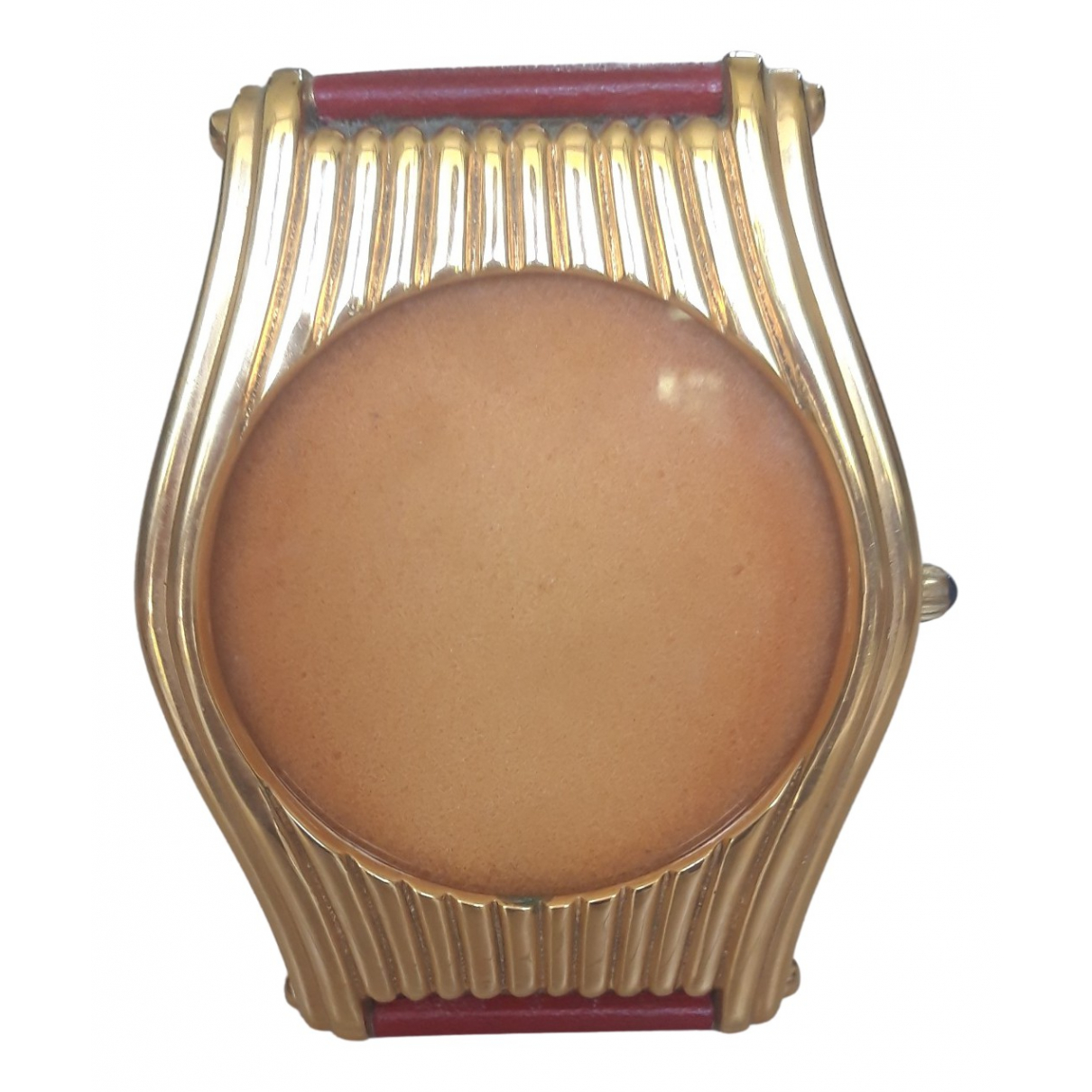 Boucheron \N Gold Gold plated Home decor for Life & Living \N