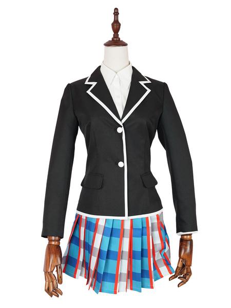 Milanoo My Teen Romantic Comedy SNAFU School Uniform JK Uniform Cosplay Costume Halloween