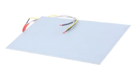RS PRO Flat Plate Mica Heater 300W 190x320mm