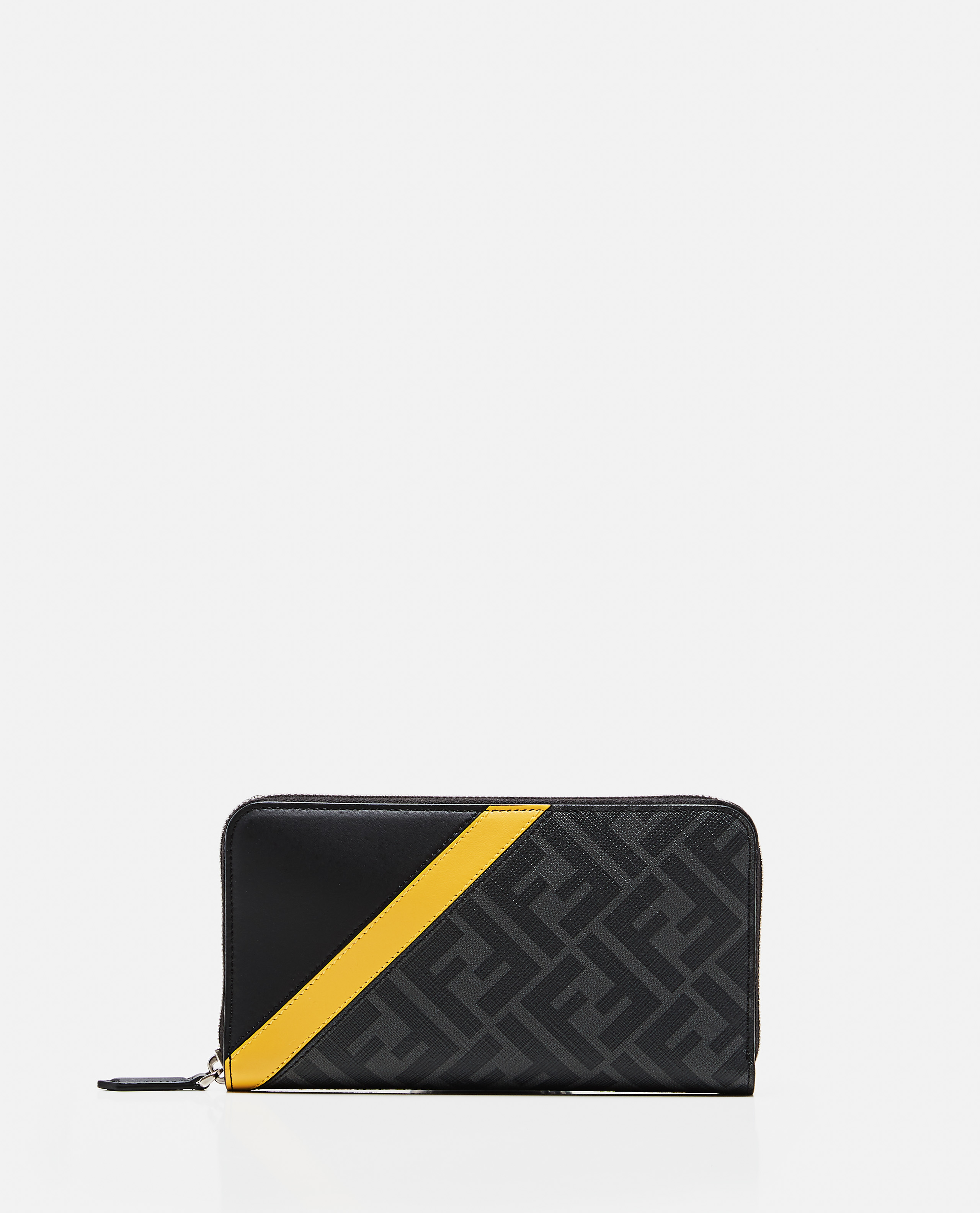 Wallet with zip