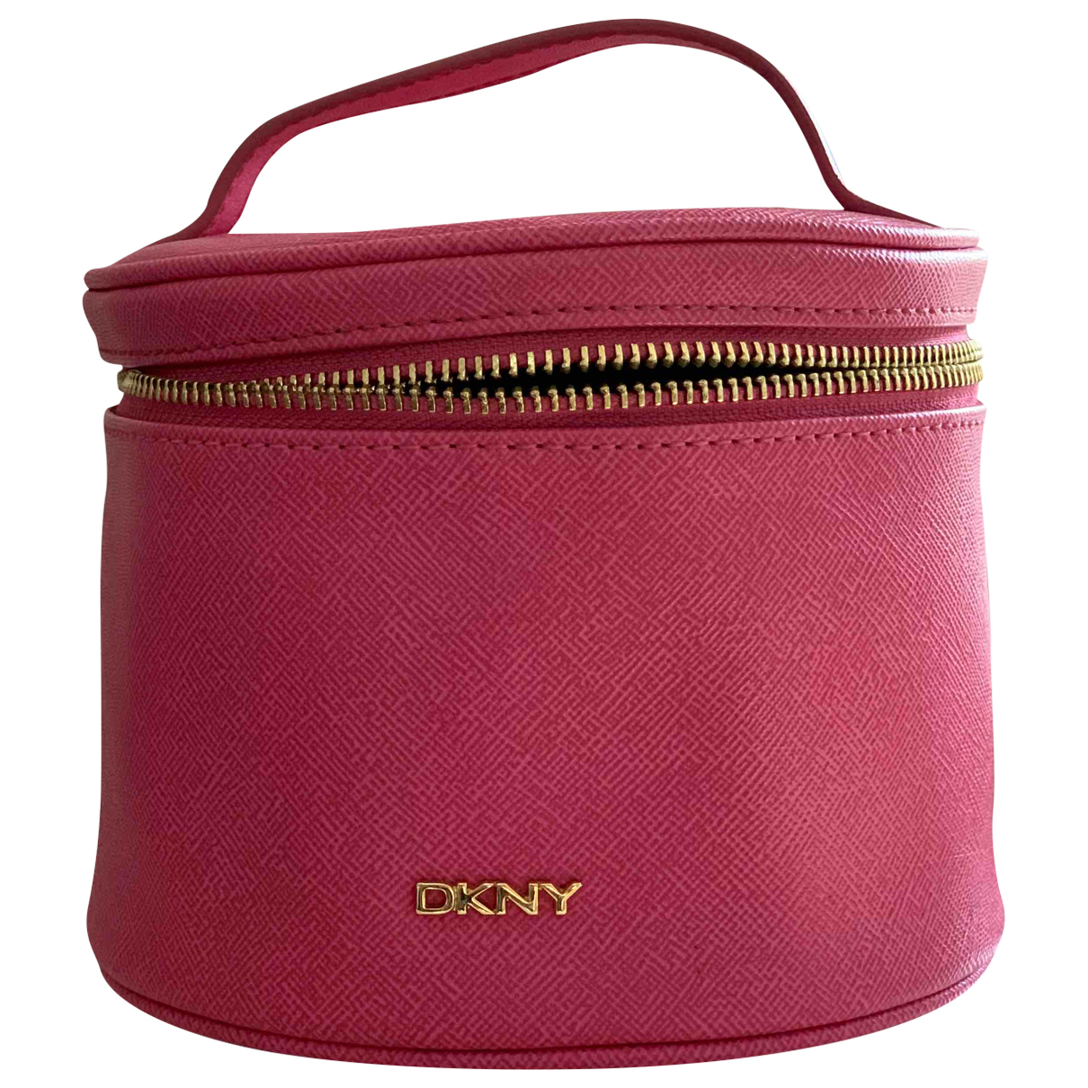 Dkny \N Pink Leather Purses, wallet & cases for Women \N