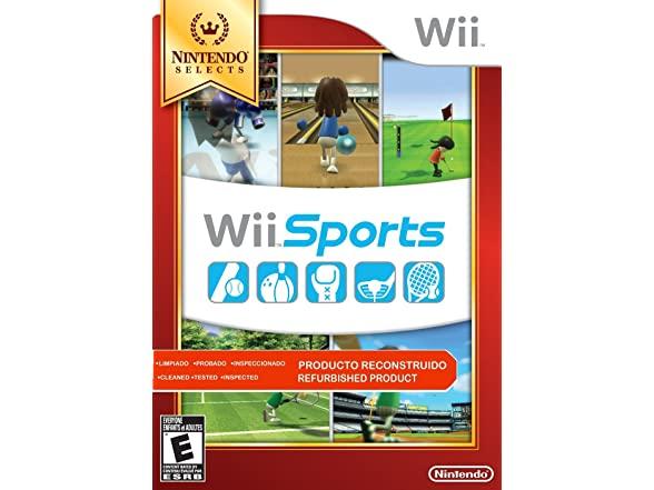 Wii Sports By Nintendo