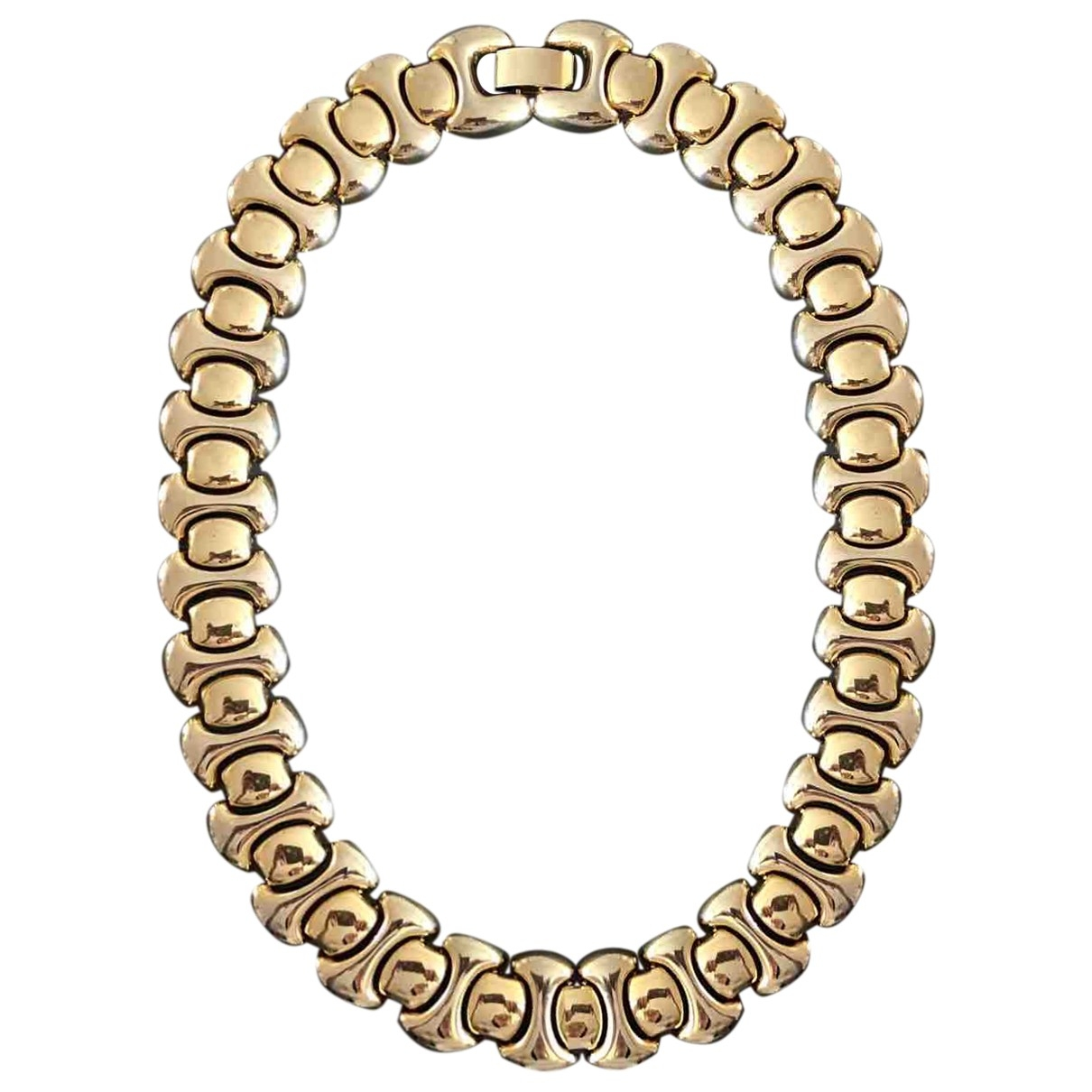 Non Signé / Unsigned \N Gold Metal necklace for Women \N
