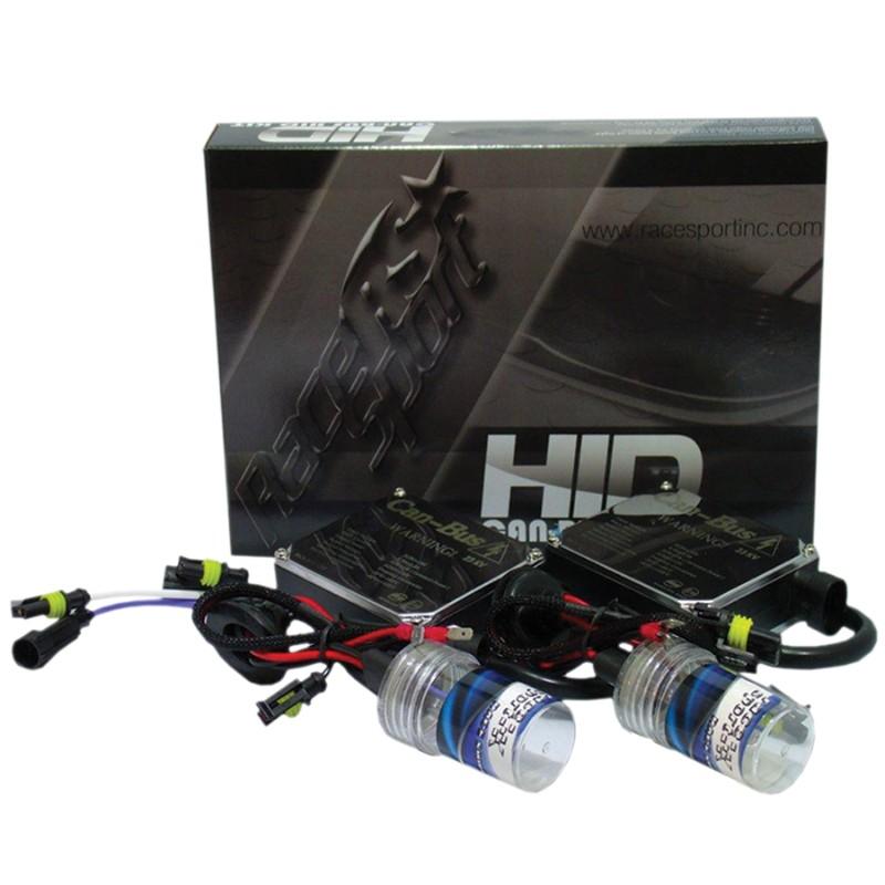Race Sport Lighting H4-3K-G2-CANBUS H4 GEN2 3K Canbus HID Regular Ballast Kit
