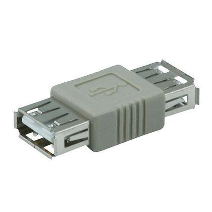 USB 2.0 une femelle à un adaptateur de coupleur femelle - PrimeCables®