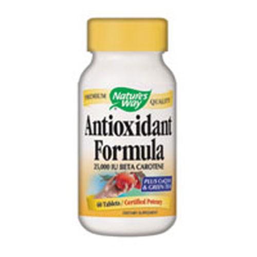Antioxidant Formula 100 Caps by Nature's Way