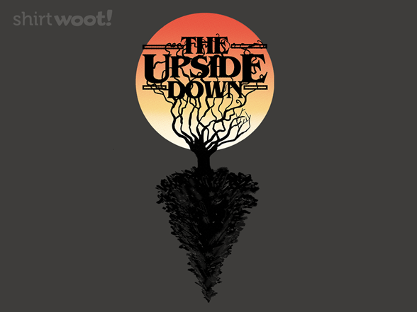 The Upside Down T Shirt