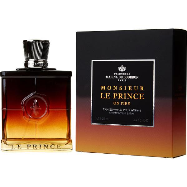 Marina De Bourbon - Monsieur Le Prince On Fire : Eau de Parfum Spray 3.4 Oz / 100 ml