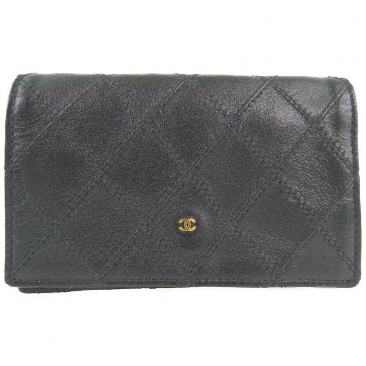 Chanel \N Fur wallet for Women \N