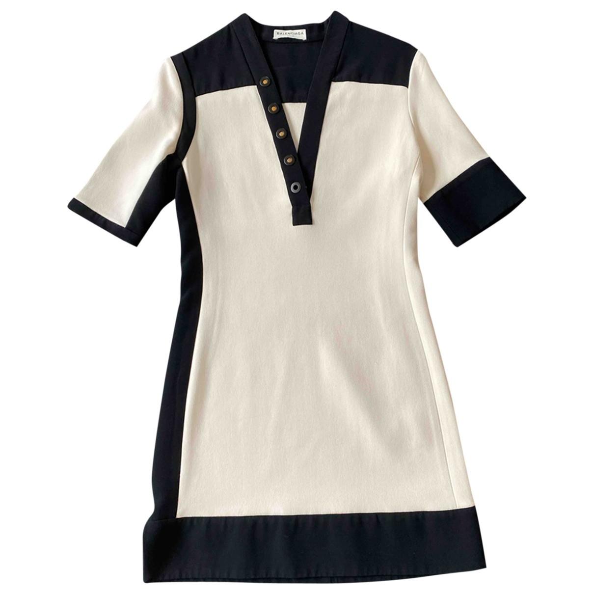 Balenciaga \N Multicolour dress for Women 38 FR