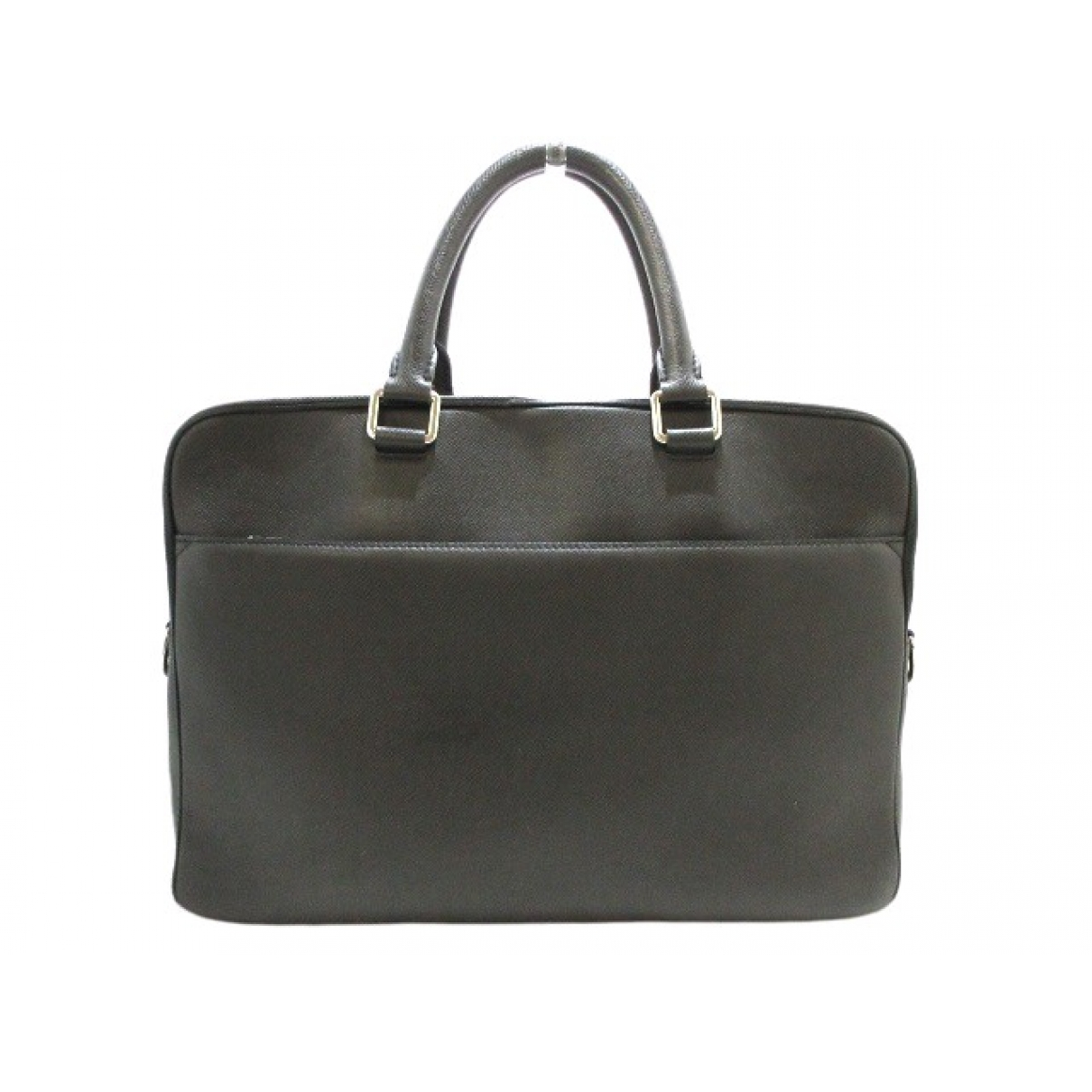 Louis Vuitton Porte Documents Jour Black Leather bag for Men \N