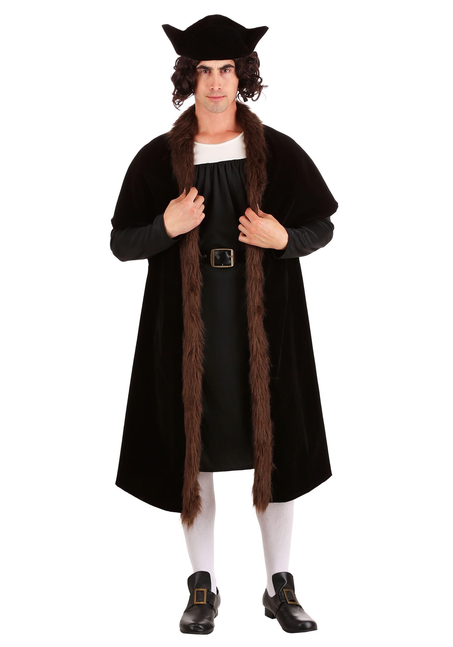 Christopher Columbus Costume for Men