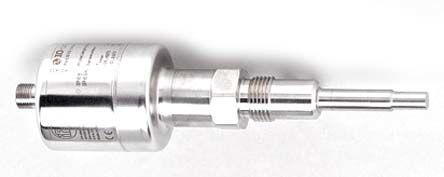ifm electronic IO-Link 4 wire RTD Sensor, -25°C min +160°C max, 50mm Probe Length x 10mm Probe Diameter