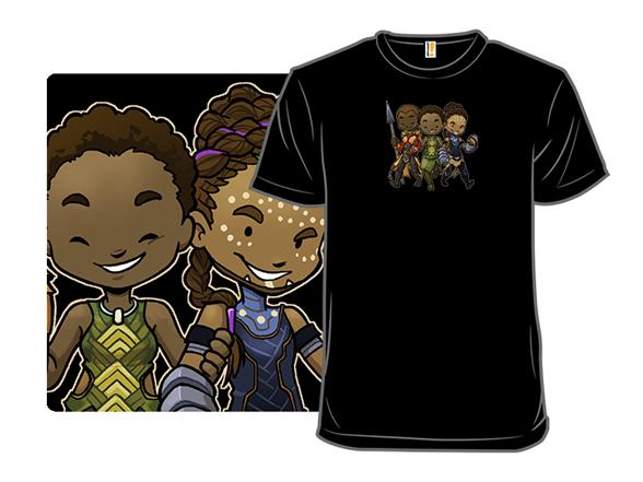 Panther Trio T Shirt