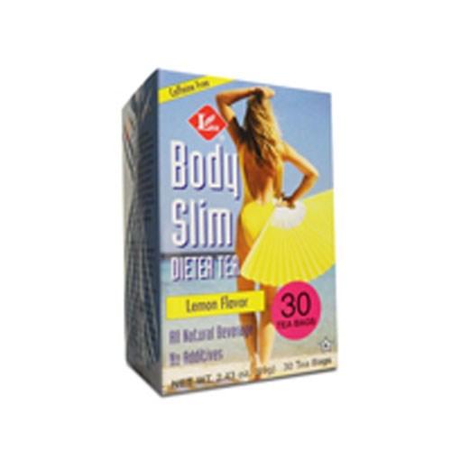 Body Slim Dieter Tea- Lemon 30 Bag by Uncle Lees Teas