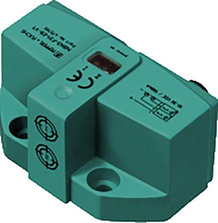 Pepperl + Fuchs PNP Inductive Sensor 65mm Length, 10 → 30 V dc supply voltage , IP67 Rating