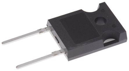 ON Semiconductor ON Semi 600V 50A, Silicon Junction Diode, 2-Pin TO-247 FFH50US60S