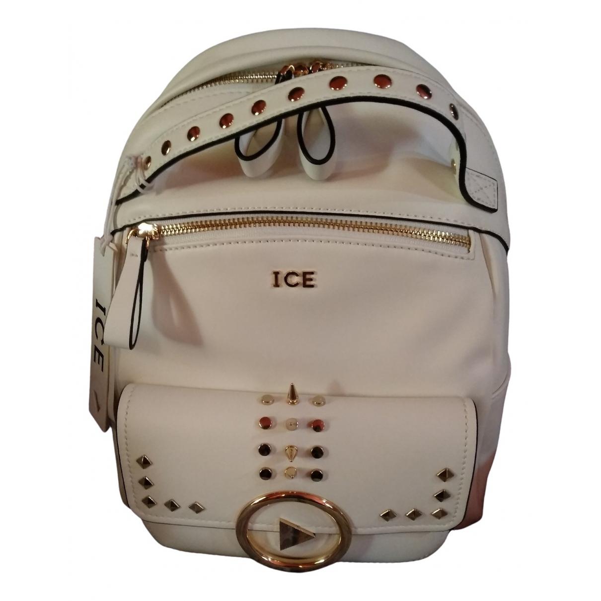 Iceberg \N White backpack for Women \N