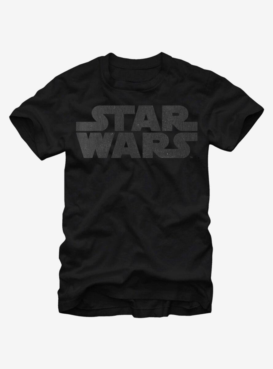 Star Wars Simple Logo T-Shirt