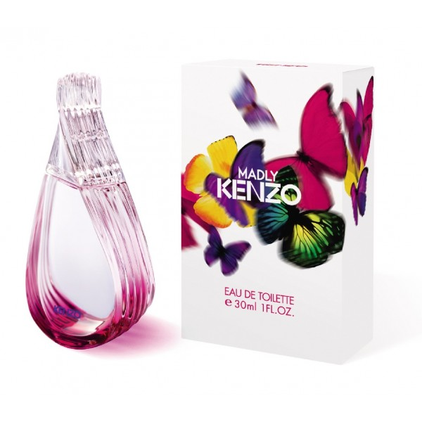 Kenzo - Madly Kenzo ! : Eau de Toilette Spray 1 Oz / 30 ml