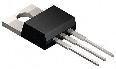 IXYS , CLA30E1200PB, Thyristor, 1200V 30A, 50mA 3+Tab-Pin, TO-220 (5)