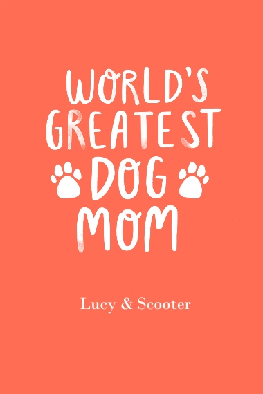Non-Photo 20x30 Poster, Home Décor -Worlds Greatest Dog