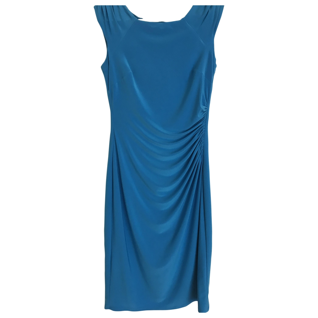 Lauren Ralph Lauren \N Turquoise dress for Women 2 US