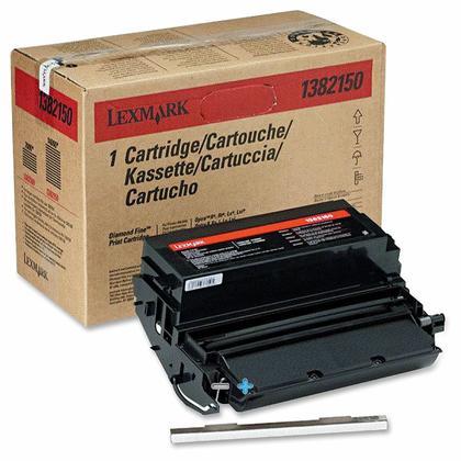 Lexmark 1382150 Original Black Toner Cartridge High Yield