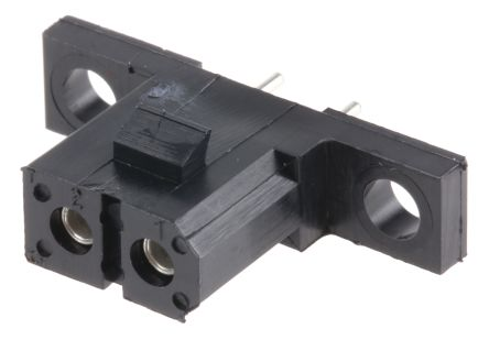 ITT Cannon , 2 Way, 1 Row, Straight Backplane Connector
