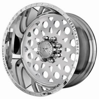 American Force 20x12 Wheel Conflict SS -Polish - AFTE88C17-1