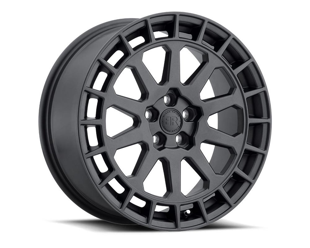 Black Rhino Boxer Wheel 17x8.5  5x120 12mm Gunblack