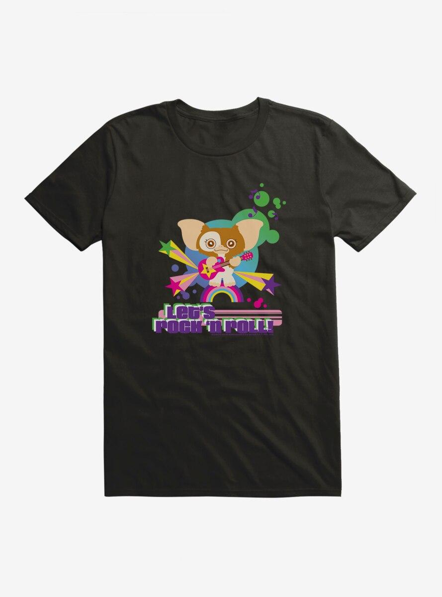 Gremlins Let's Rock N Roll T-Shirt