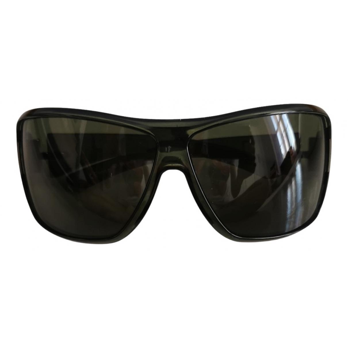 Yves Saint Laurent \N Green Sunglasses for Women \N
