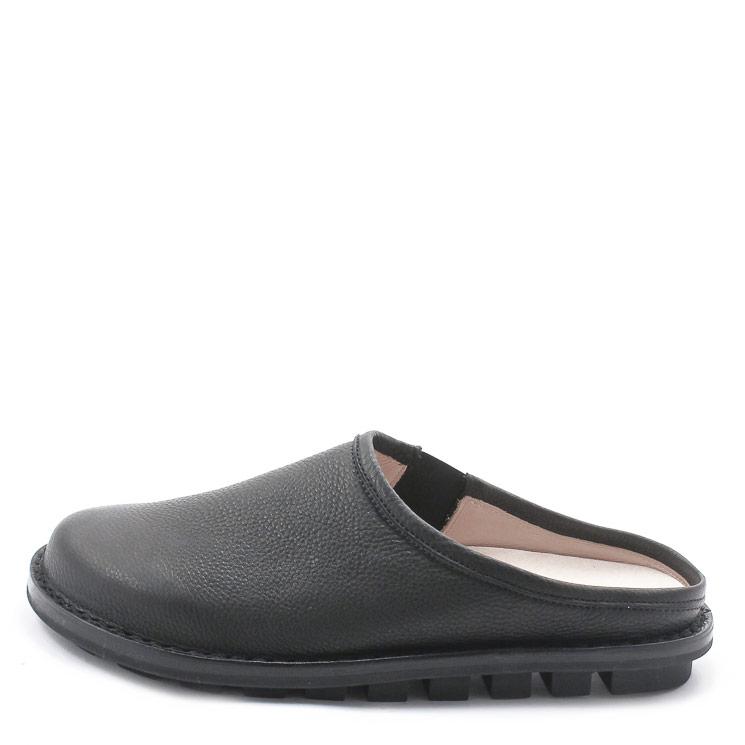 Trippen, Half-Yen m Closed Men's Slippers, black Größe 39