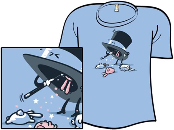 Abraca-huahh T Shirt