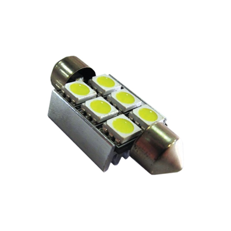 Race Sport Lighting RS-36MM-5050CAN-A Amber 36mm 5050 Canbus LED  Individual