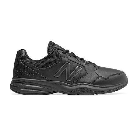 New Balance 411 Mens Walking Shoes, 9 Medium, Beige